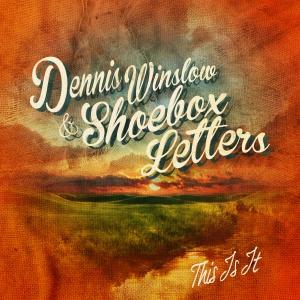 Shoebox Letters This is it cover