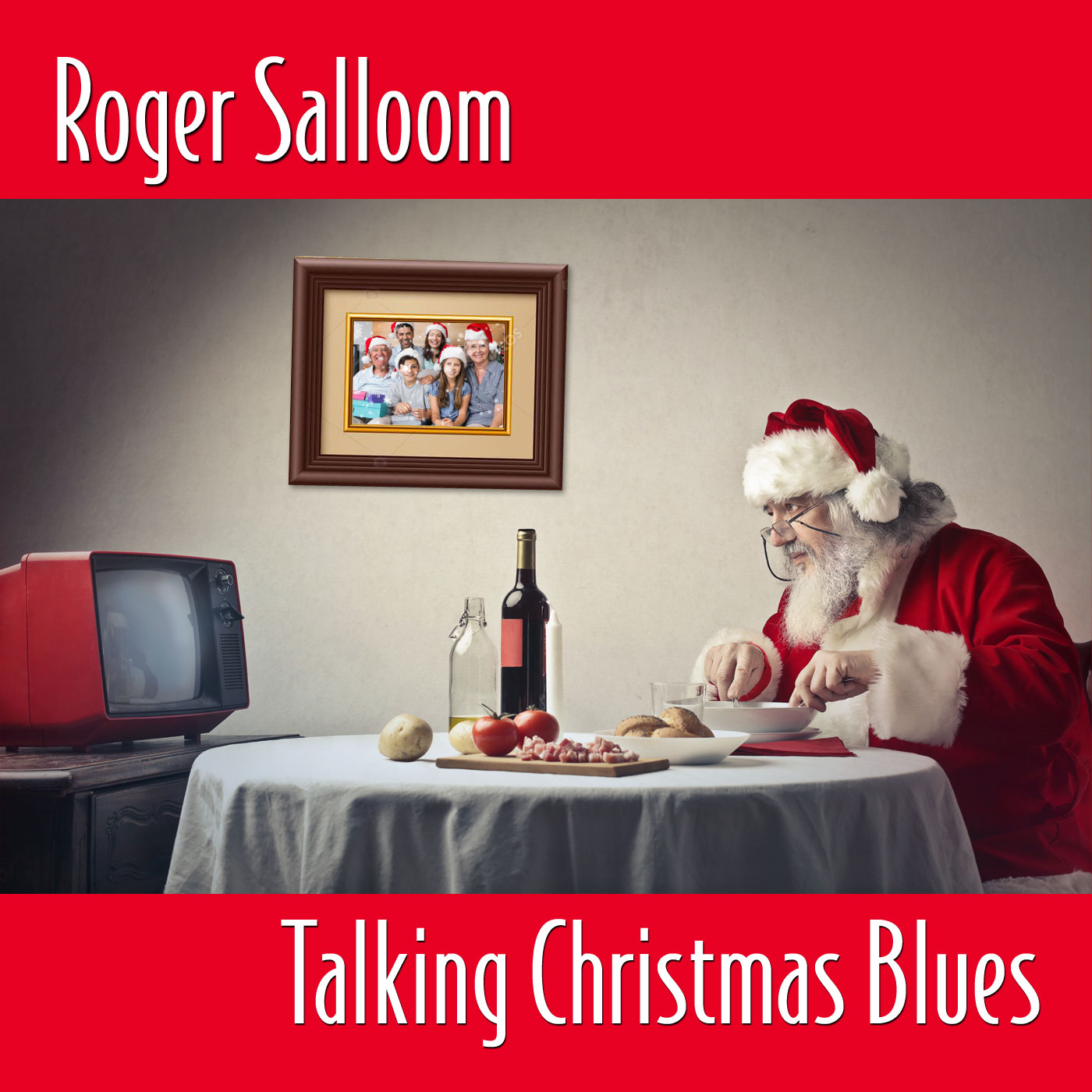 Talkin Christmas Blues -Roger Salloom